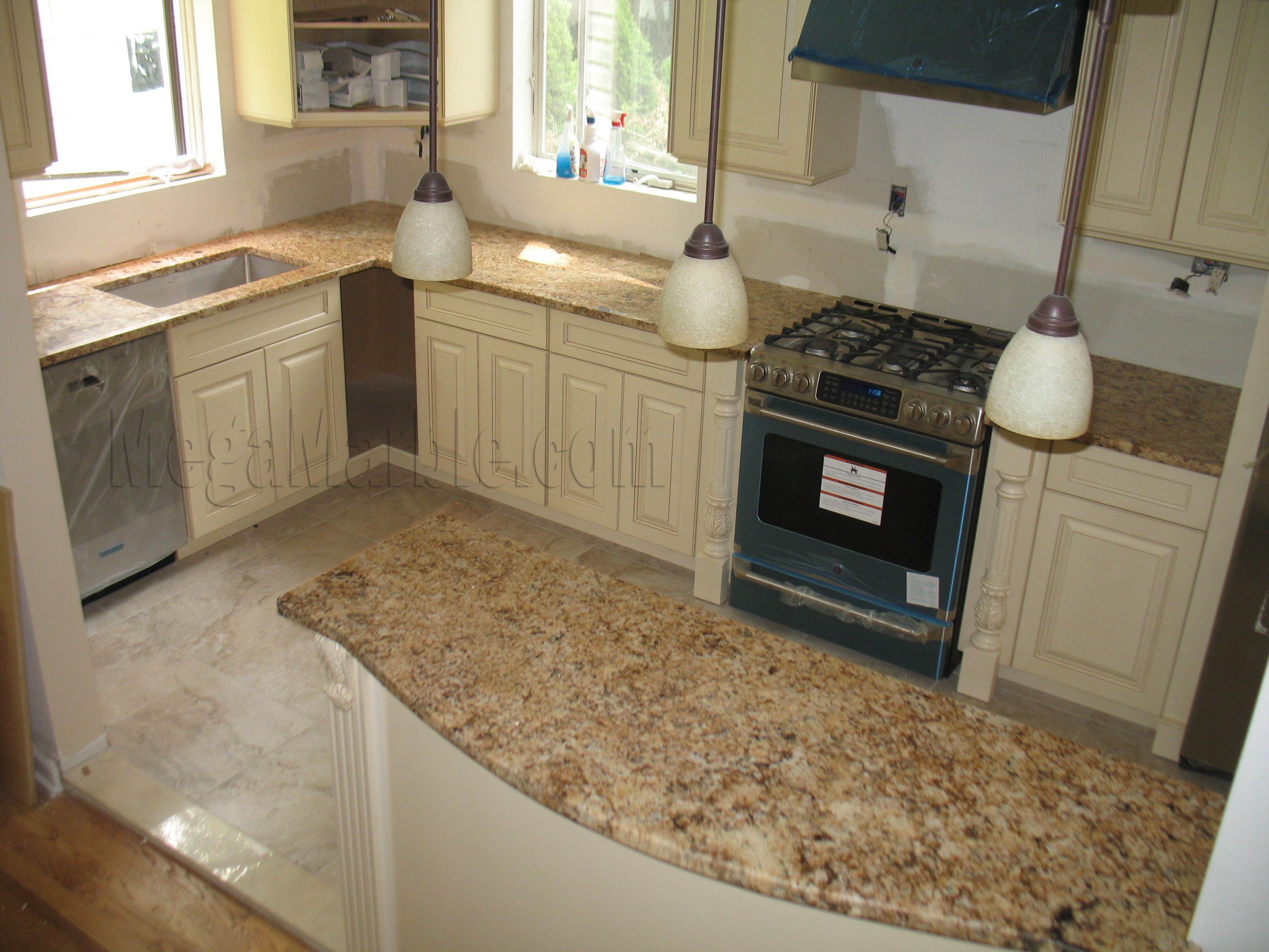 Granite Stone For Kitchen Stone Kitchen And Bath Gallery Mega Marble
