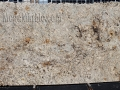 Namibian Gold Light Polished Granite Slab