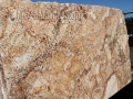Solaris Polished Granite Slab