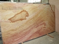Yellow Bamboo Polished Quartzite Slabs