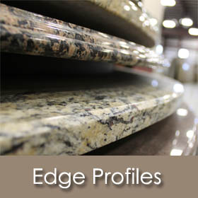 Countertop Edge Profiles Names