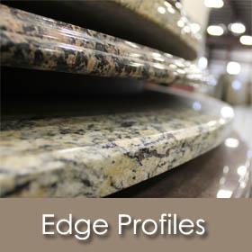 Countertop Edge Profiles Names