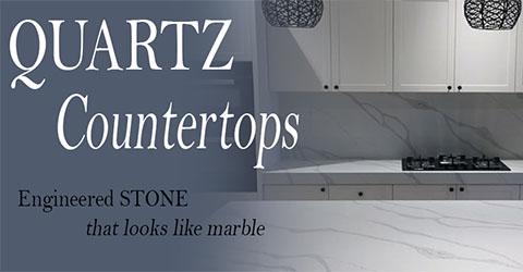 White Quartz Slabs For Countertops